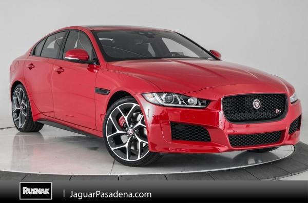 2019 Jaguar XE S