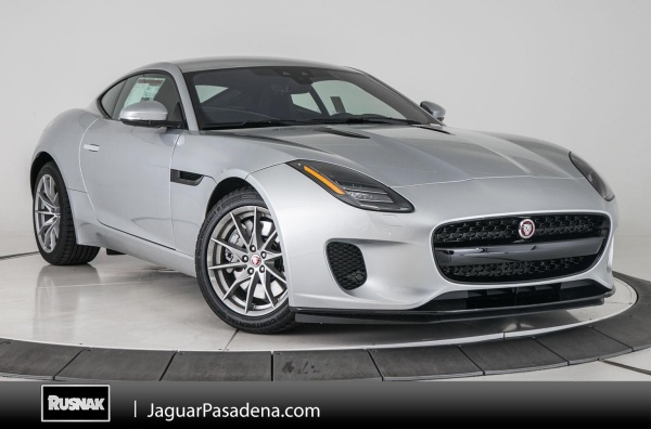 2019 Jaguar F-Type Coupe 2.0T RWD Automatic