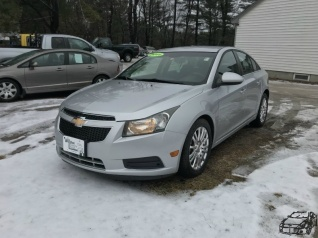 fc60cf9f49666f 2011 Chevrolet Cruze ECO with 1XF for Sale in Williston