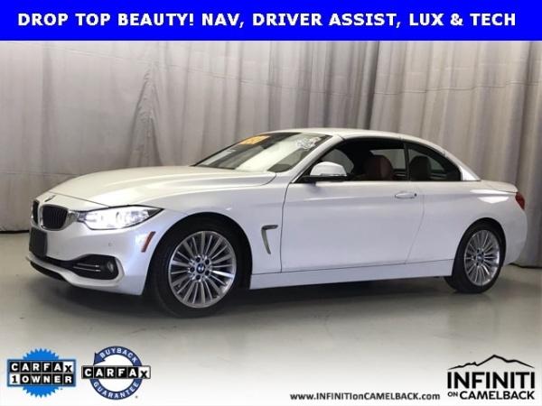 2016 BMW 4 Series 435i