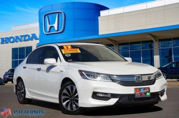 2017 Honda Accord in Wichita Falls, TX