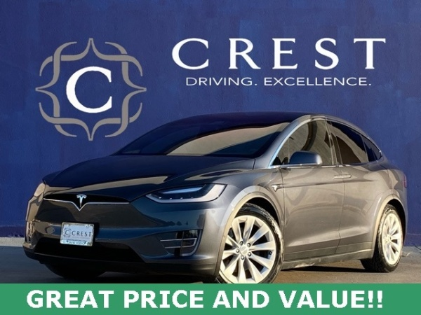 Used Tesla Model X 75d For Sale 64 Cars From 54500