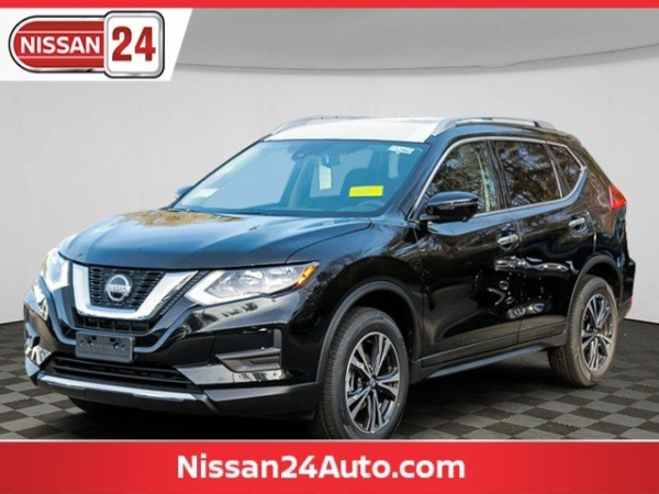2019 Nissan Rogue in Brockton, MA
