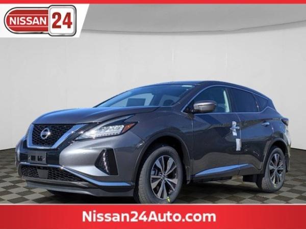 2020 Nissan Murano in Brockton, MA