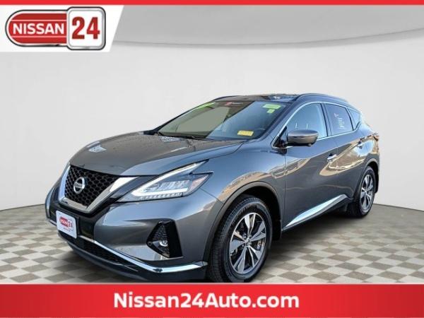 2019 Nissan Murano in Brockton, MA
