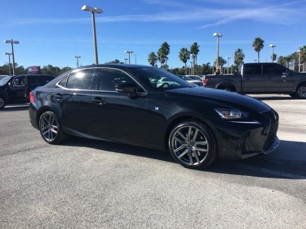 2018 Lexus IS IS 350