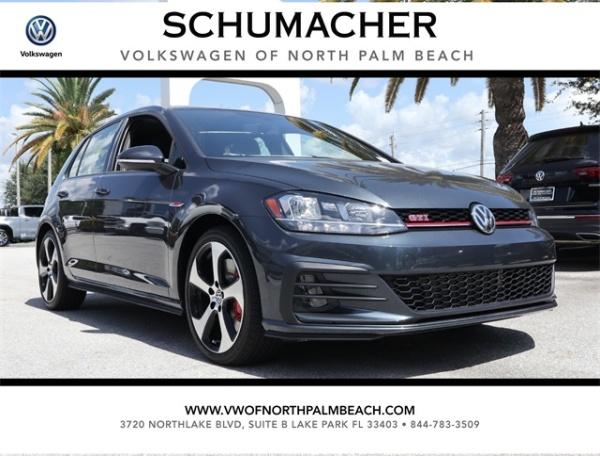 2019 Volkswagen Golf GTI in Lake Park, FL