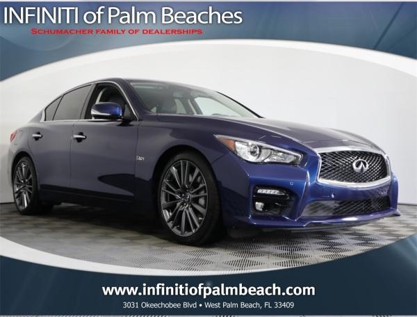 2016 INFINITI Q50 in West Palm Beach, FL