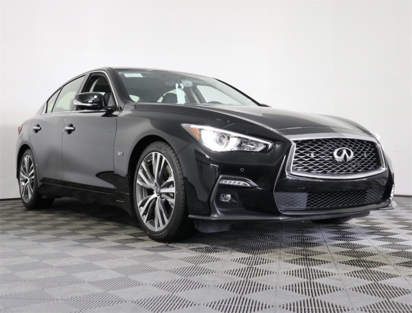 2020 INFINITI Q50 in West Palm Beach, FL