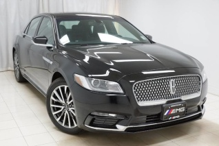 Used 2018 Lincoln Continental For Sale 54 Used 2018 Continental