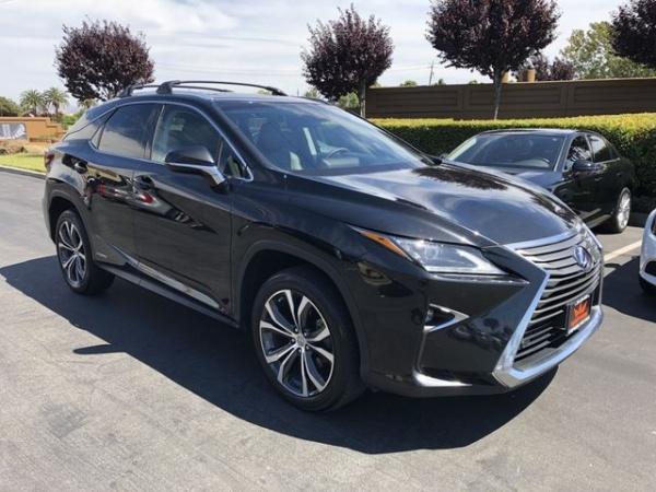 2016 Lexus RX in Fremont, CA