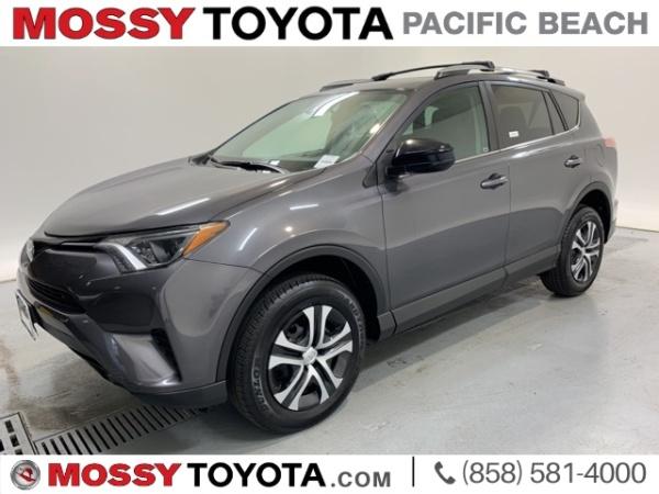 2017 Toyota RAV4 in San Diego, CA