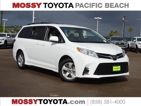 2020 Toyota Sienna in San Diego, CA