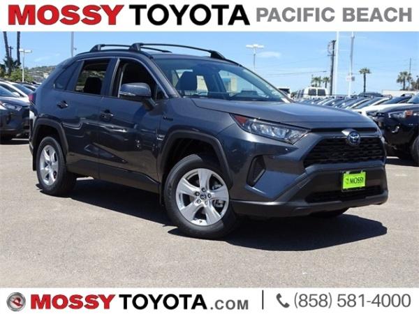 2020 Toyota RAV4 in San Diego, CA