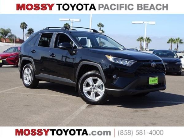 2019 Toyota RAV4 in San Diego, CA