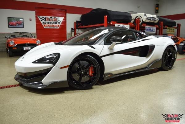 2019 McLaren 600LT in Glen Ellyn, IL