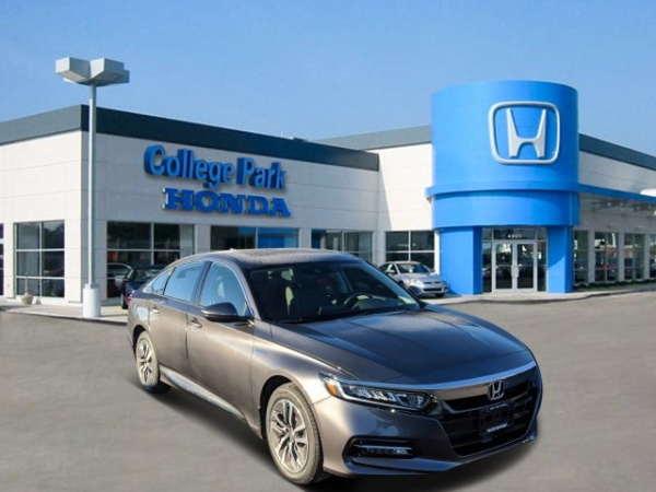 2019 Honda Accord Hybrid EX-L