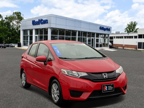 2017 Honda Fit in College Park, MD