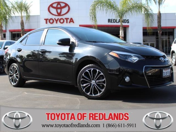 2016 Toyota Corolla In Redlands Ca