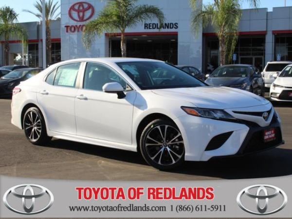2020 Toyota Camry in Redlands, CA