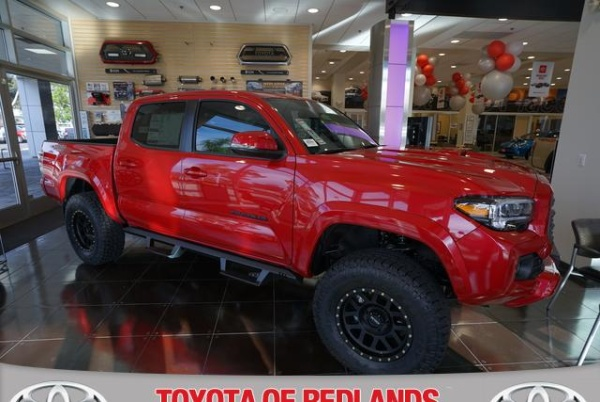 2020 Toyota Tacoma in Redlands, CA