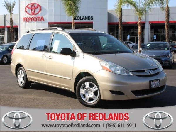 2008 Toyota Sienna in Redlands, CA