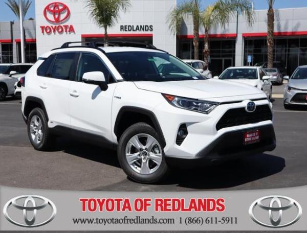 2020 Toyota RAV4 in Redlands, CA