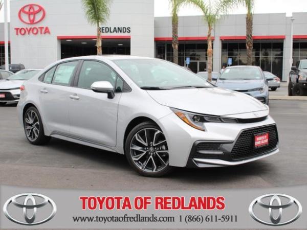 2020 Toyota Corolla in Redlands, CA