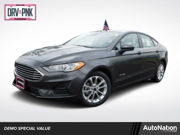 2019 Ford Fusion in North Canton, OH