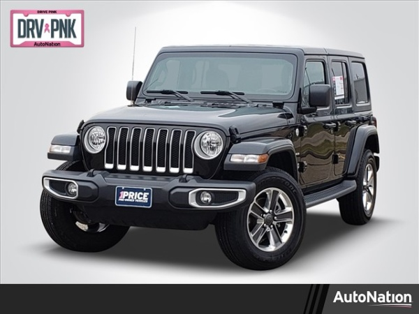 2019 Jeep Wrangler in North Canton, OH