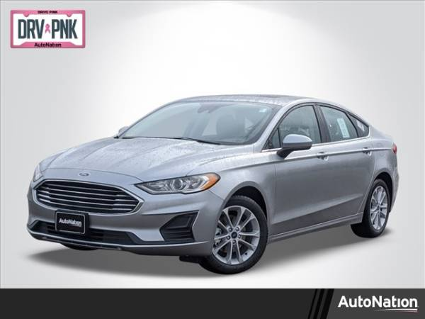 2020 Ford Fusion in North Canton, OH
