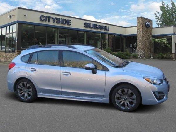 2016 Subaru Impreza in Belmont, MA