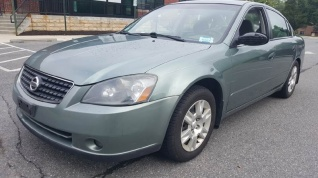Used 2005 Nissan Altima 2.5 S Auto For Sale In Rockville, MD