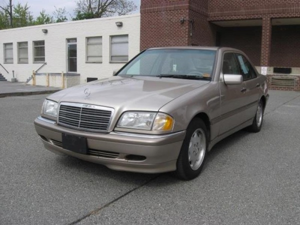 2000 Mercedes Benz C