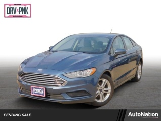 2018 Ford Fusion Se Fwd For In Wickliffe Oh