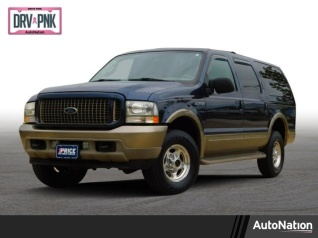 Used  Ford Excursion  L Edbauer Wd For Sale In Wickliffe