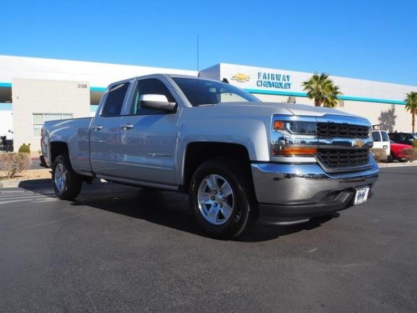 2019 Chevrolet Silverado 1500 LD in Las Vegas, NV