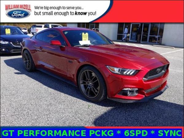 2016 Ford Mustang in Waynesboro, GA