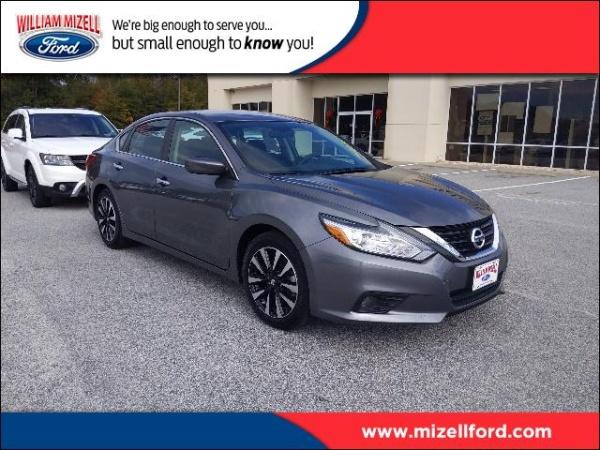 2018 Nissan Altima in Waynesboro, GA