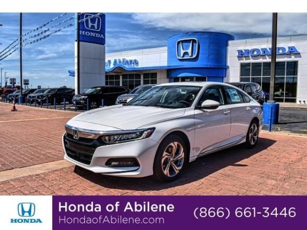 2019 Honda Accord in Abilene, TX