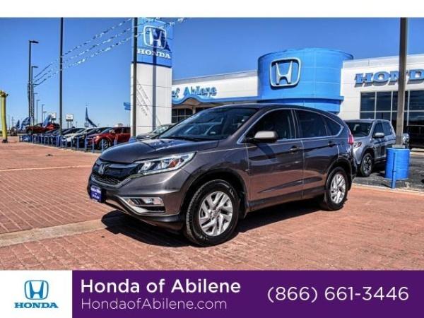 2016 Honda CR-V in Abilene, TX