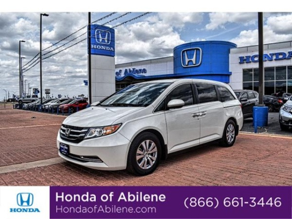 2016 Honda Odyssey in Abilene, TX