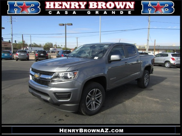 2020 Chevrolet Colorado in Casa Grande, AZ