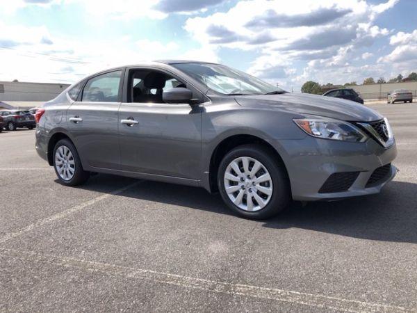 2019 Nissan Sentra in Sylacauga, AL