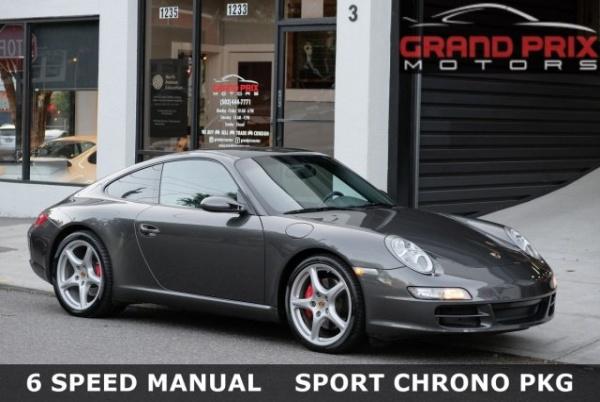 2008 Porsche 911 in Portland, OR