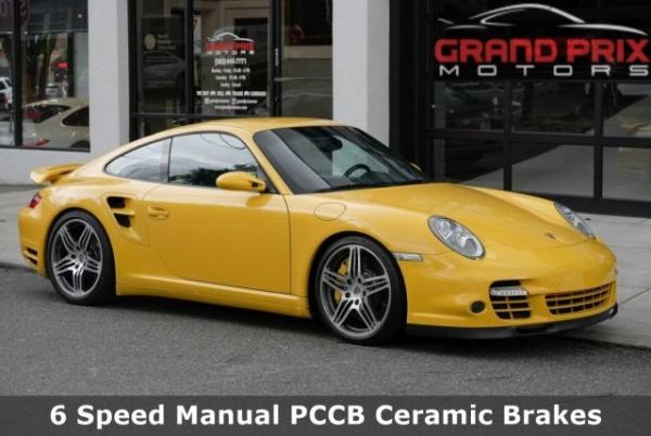 2007 Porsche 911 Turbo For Sale In Portland Or Truecar