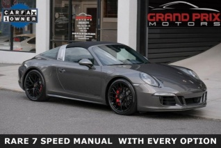 Used Porsche 911 Targa 4 Gtss For Sale Truecar