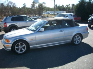 2003 Bmw 3 Series 325ci Convertible For In Mooresville Nc