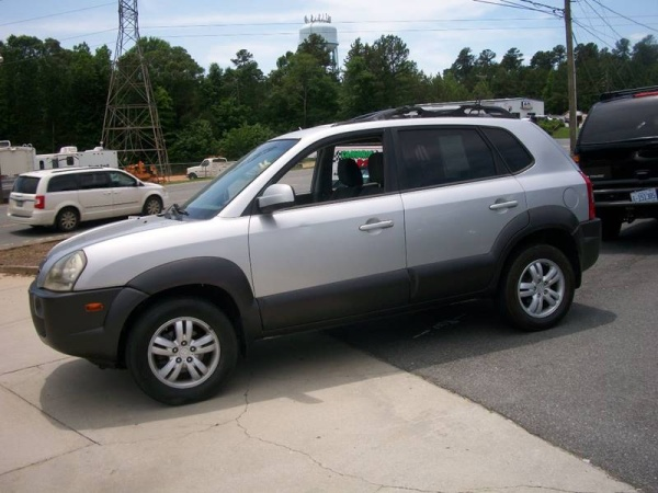 2007 Hyundai Tucson in Mooresville, NC