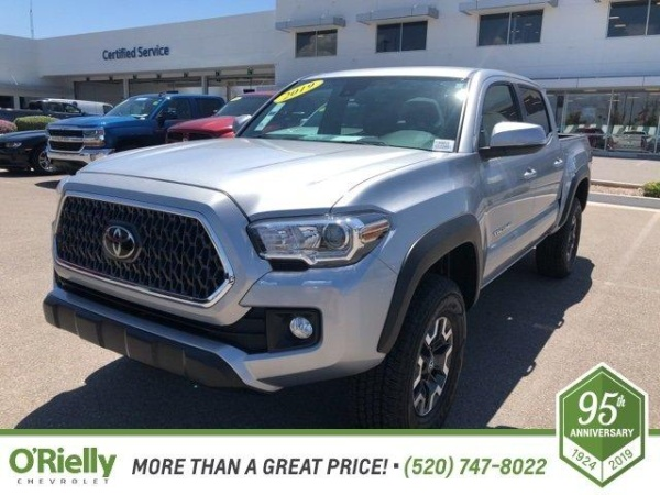2019 Toyota Tacoma TRD Sport Double Cab 5' Bed V6 2WD